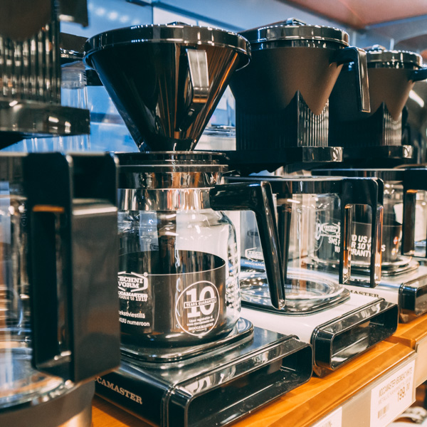 """Kahvinkeittimet"""""""